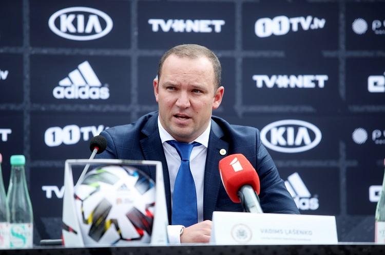 Latvijā pēkšņi uzradusies olimpiskā futbola izlase