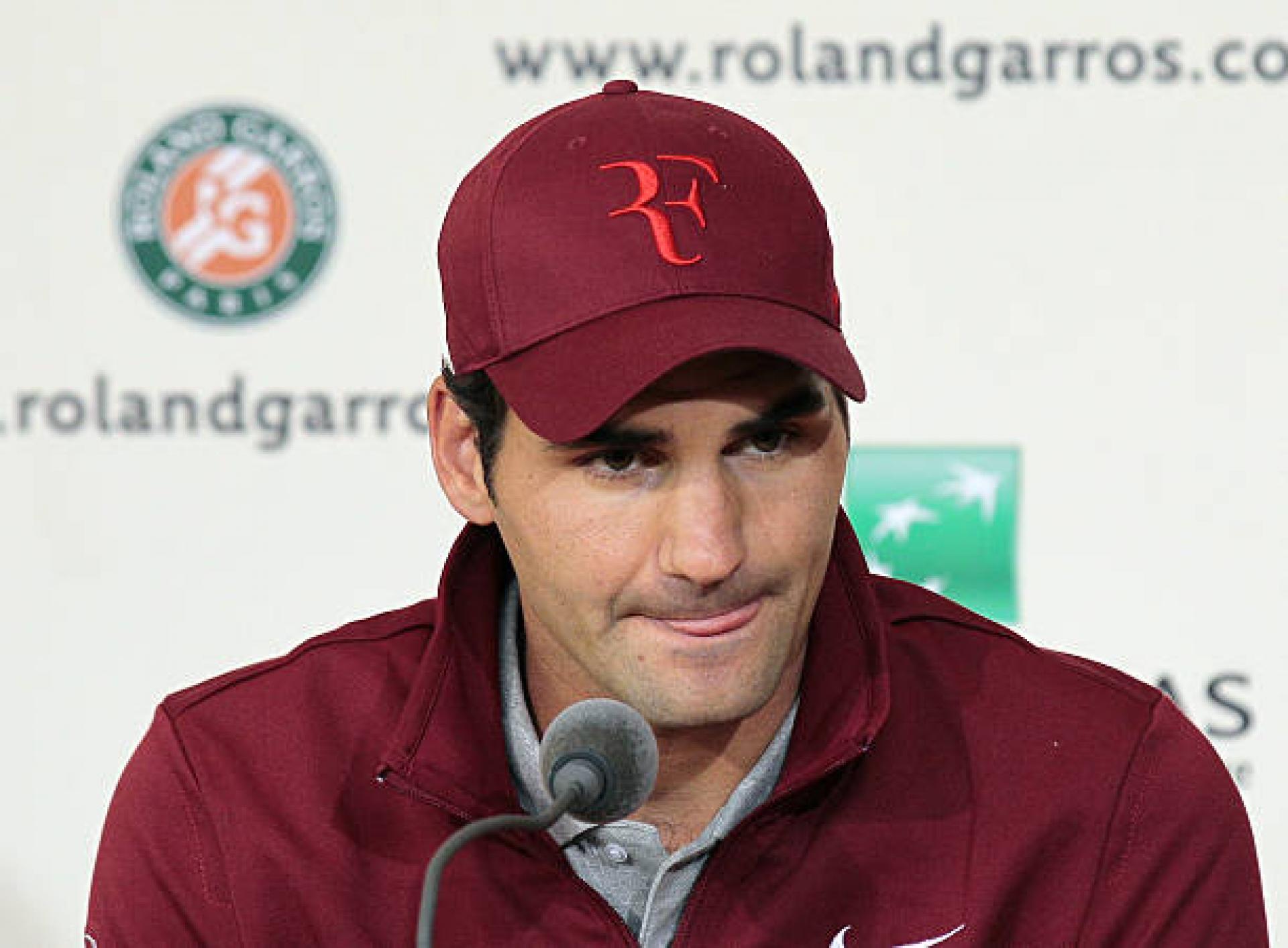 """Federers uzvar cīņā ar """"Nike"""" un atgūst zīmolu """"RF"""""""