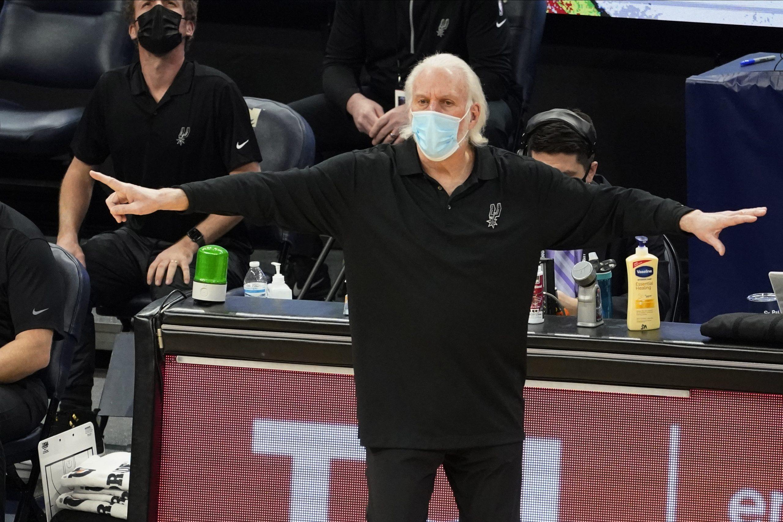 NBA sezonas spilgtākais mirklis – Popoviča lidojums