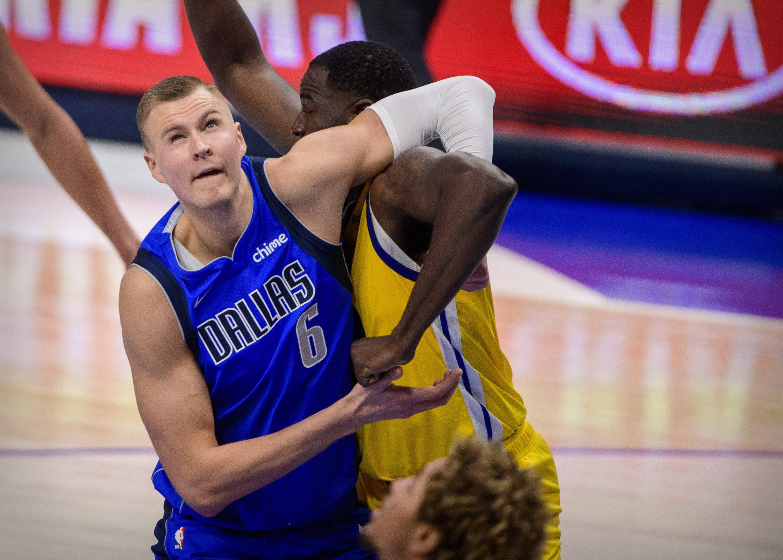 NBA janvārī – Porziņģis atgriežas, Bertāns kovidnieka protokolā, bet Kurucu aizmaina
