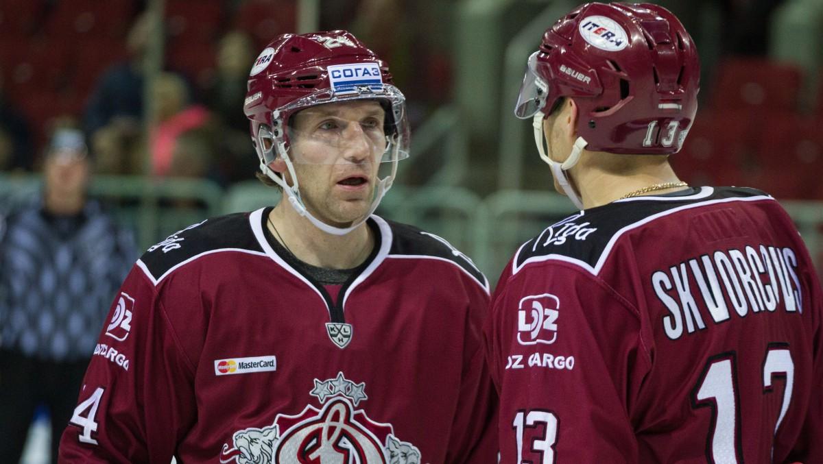 """""""Dinamo"""" kā iespēja restartēt vai noslēgt KHL karjeru – kā veicies Krievijas leģionāriem Rīgā?"""