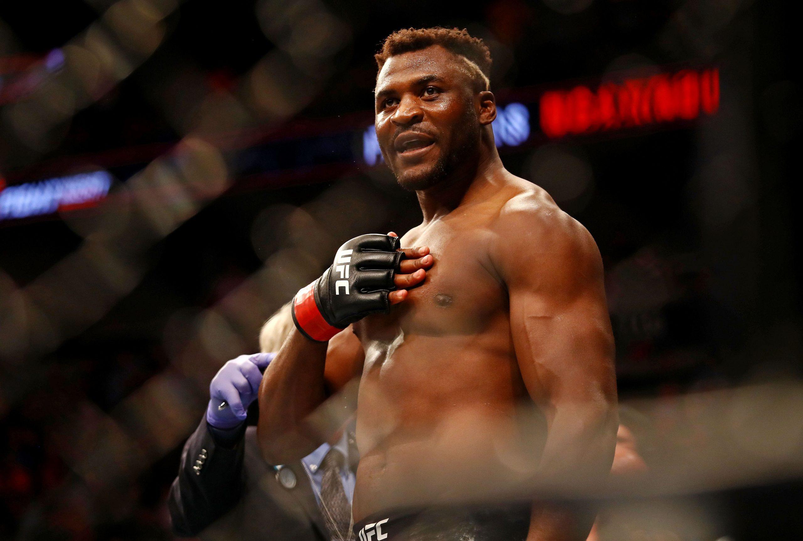 Filmas cienīgs stāsts – no cietuma un bēgļu nometnes par UFC čempionu