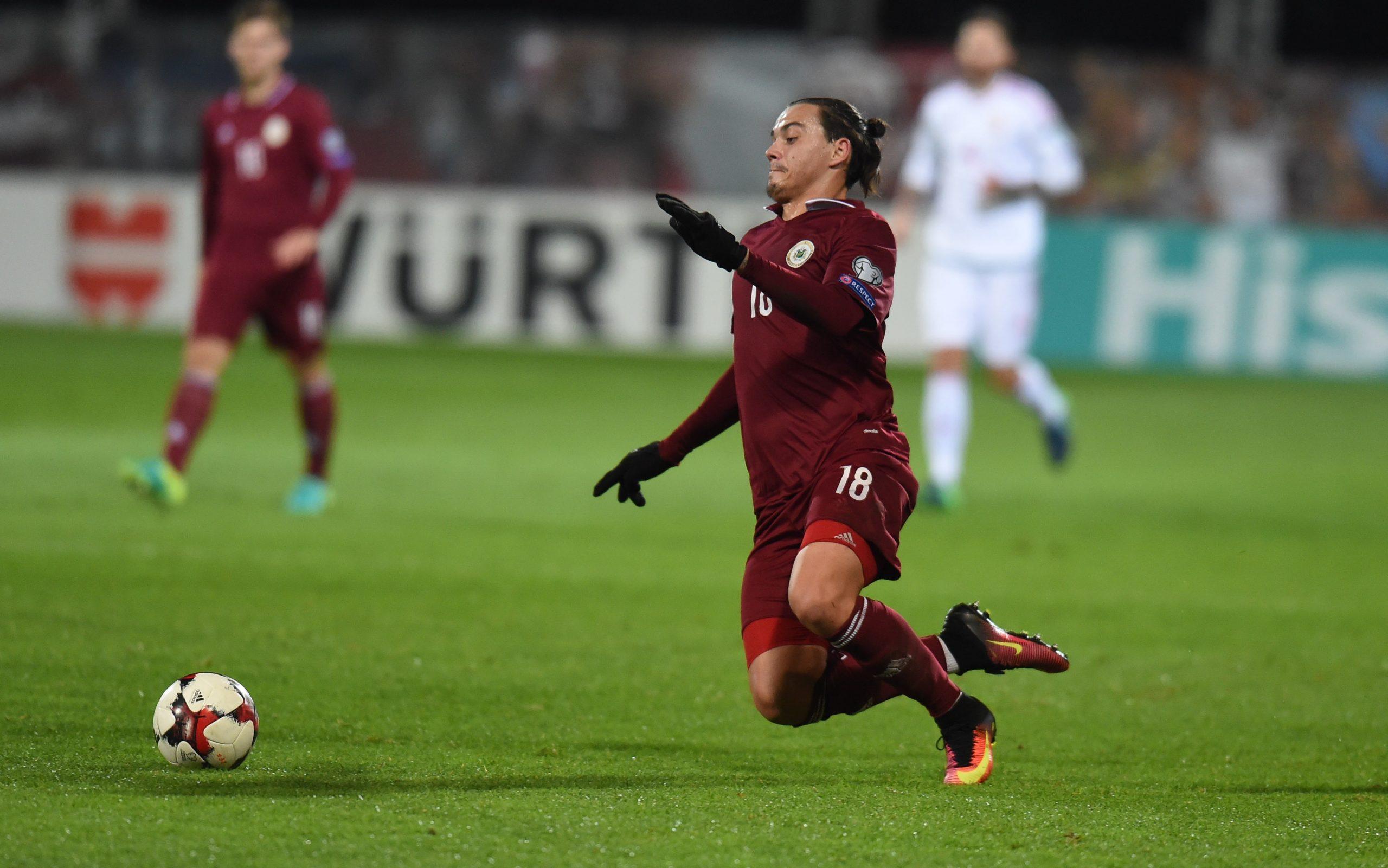 Latvija uzsāk PK kvalifikāciju – kā iepriekš futbola izlasei veicies lielo turnīru atlašu pirmajos mačos