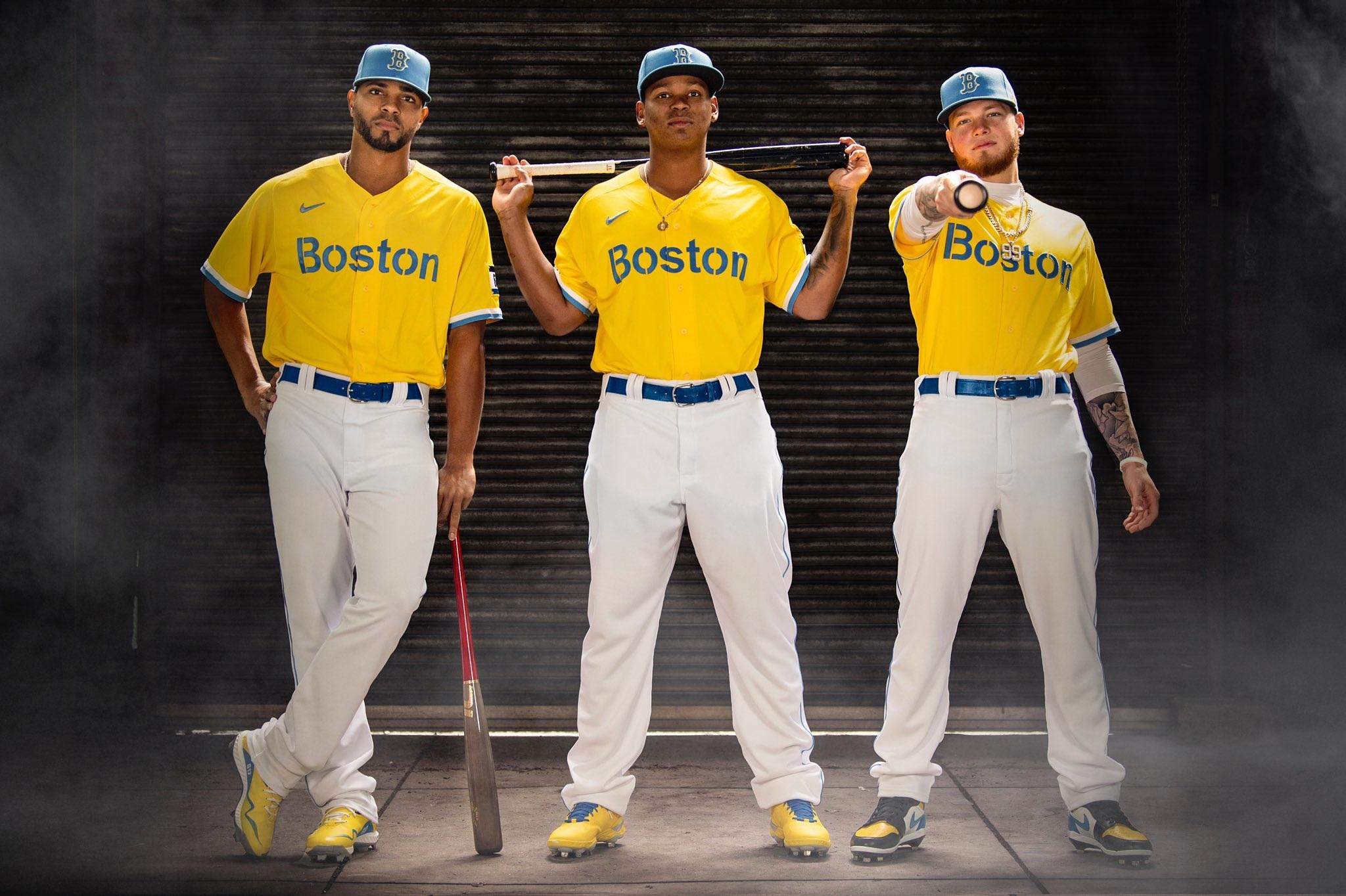 """""""Red Sox"""" iziet no rāmjiem un velta spēļu formu Bostonas maratonam"""