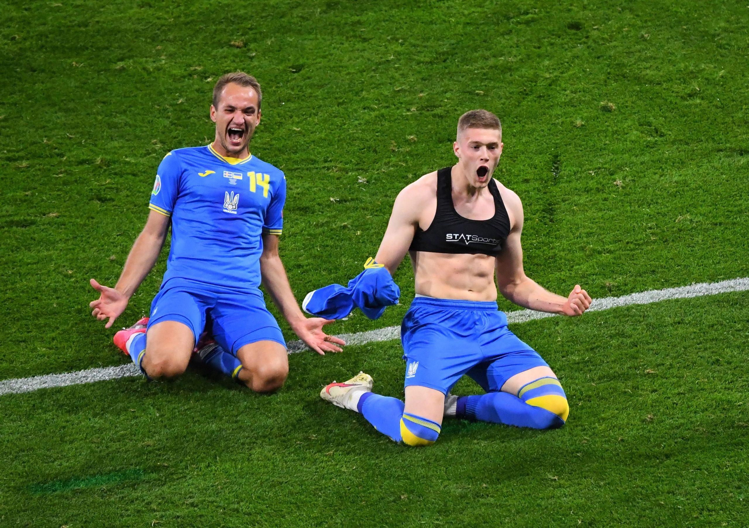 """Anglija un Ukraina kā pēdējās iekļūst EČ ¼ finālā, """"Dinamo"""" spēlēs viens no """"Spartak"""" līderiem – aizvadītās dienas aktualitātes"""