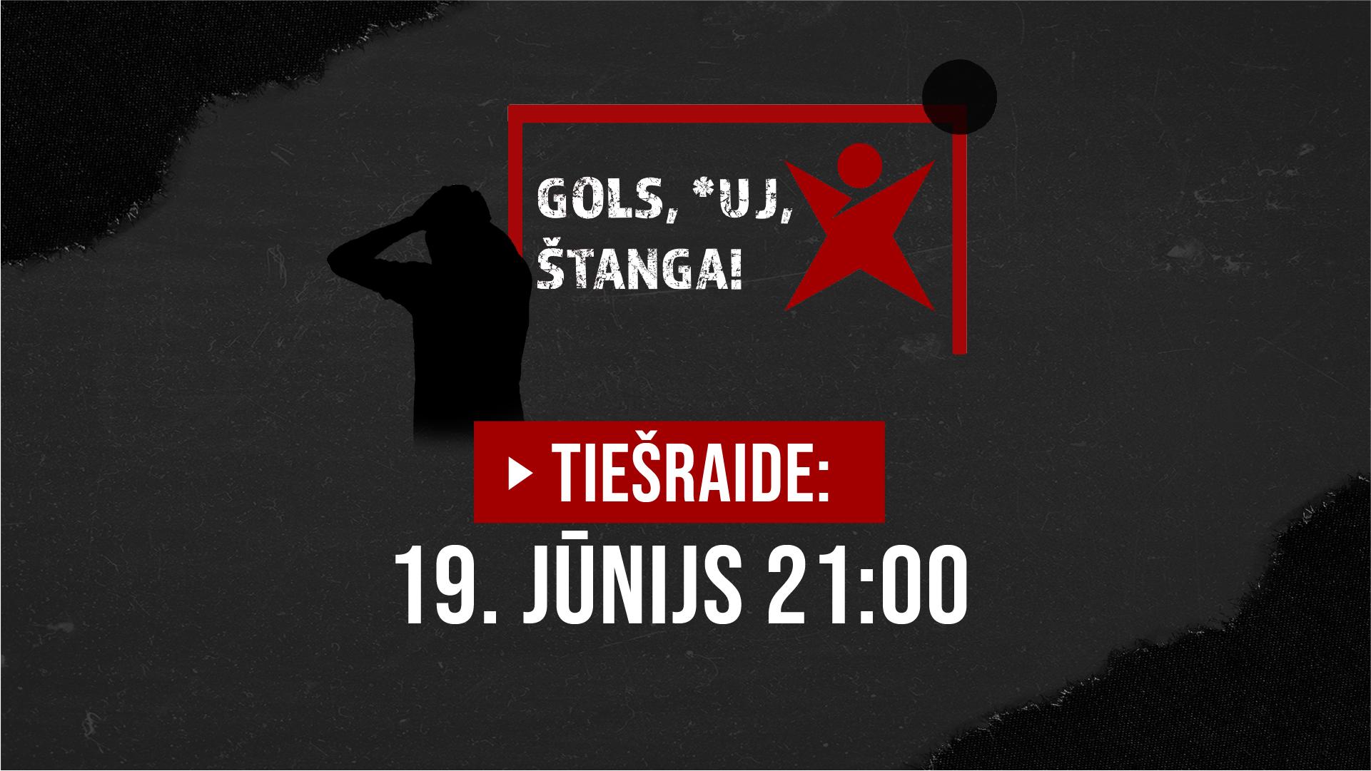 """""""Gols, *uj, štanga"""" un Vadims Ļašenko – kā noslēgsies grupu turnīrs?"""