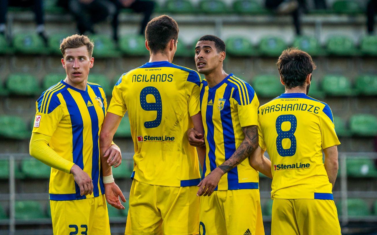 """FK """"Ventspils"""" diskvalificē no starptautiskajiem turnīriem, Riherts vadīs """"Riga"""" FC – aizvadītās dienas aktualitātes"""
