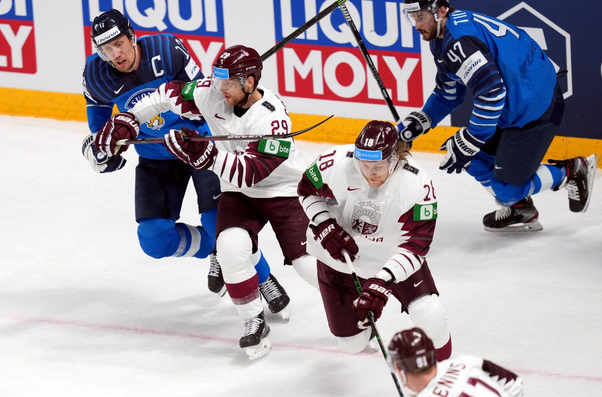 Latvijas izlases vienkāršā matemātika: uzvara = ceturtdaļfināls