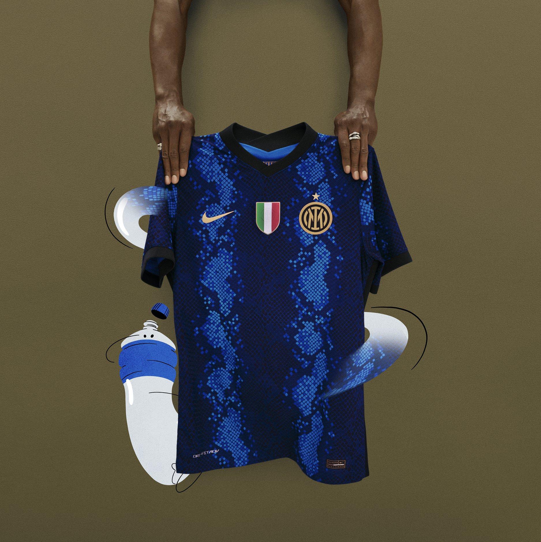 """""""Inter"""" prezentē jaunās sezonas ādu"""