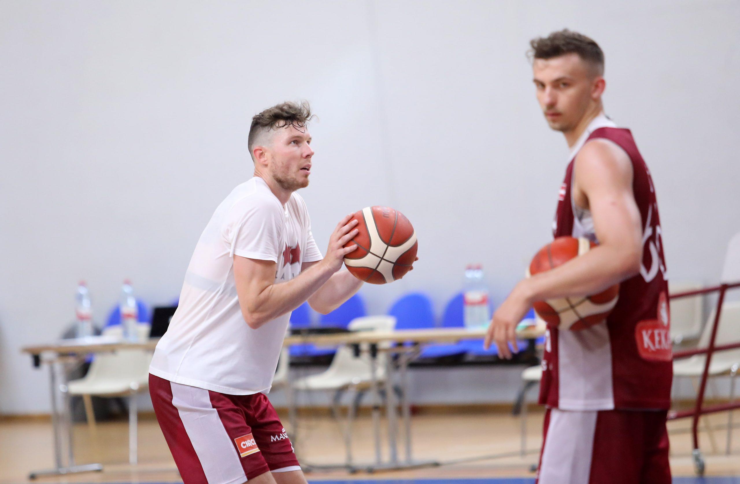 Karsta vasara arī Latvijas basketbolā