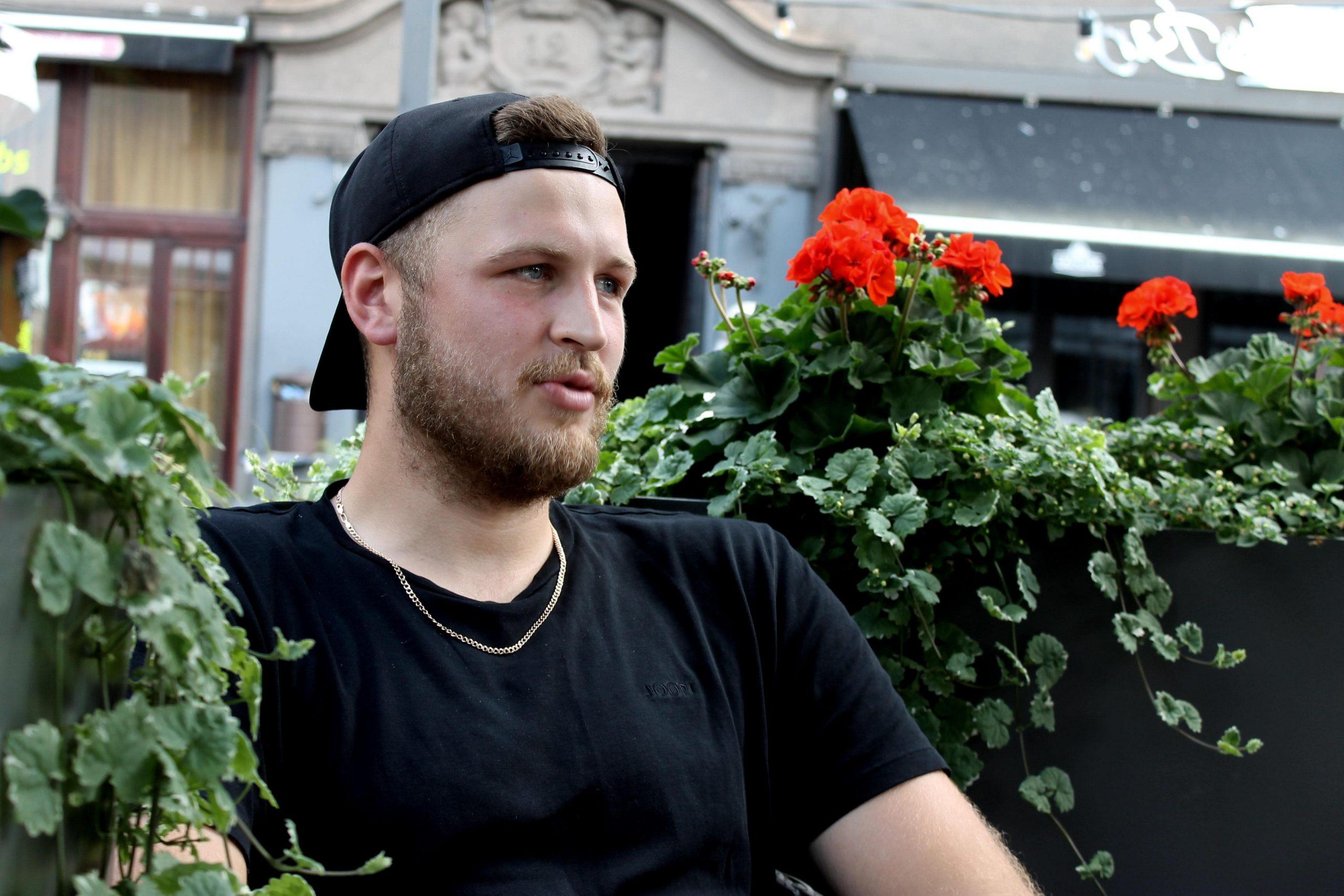 """Oskars Batņa: """"""""Dinamo"""" kļuvu par čekeru, bet zinu, ka varu dot vairāk"""""""
