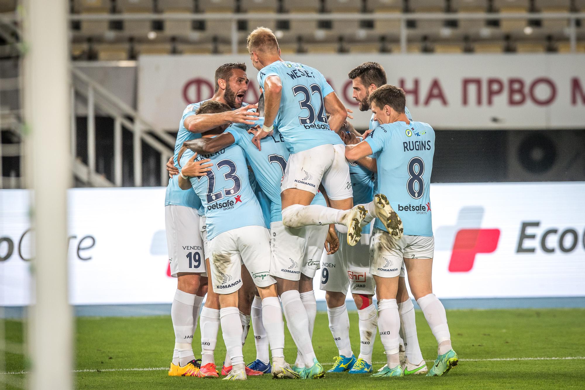 """RFS un """"Riga"""" FC sasniedz Konferences līgas 3. kārtu, Pļaviņam un Točam uzvara pār pasaules čempioniem – aizvadītās dienas aktualitātes"""