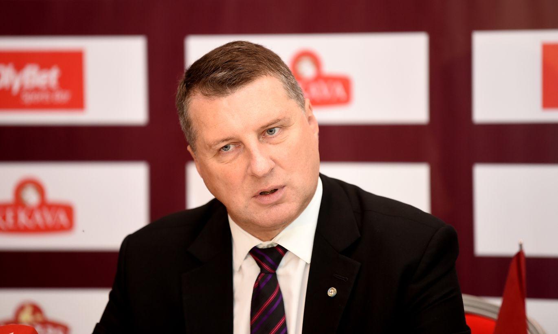 LBS izstrādātais halles projekts nodots Daugavas stadiona pārvaldībā; Vējonis cer, ka ņems vērā arī LBS intereses
