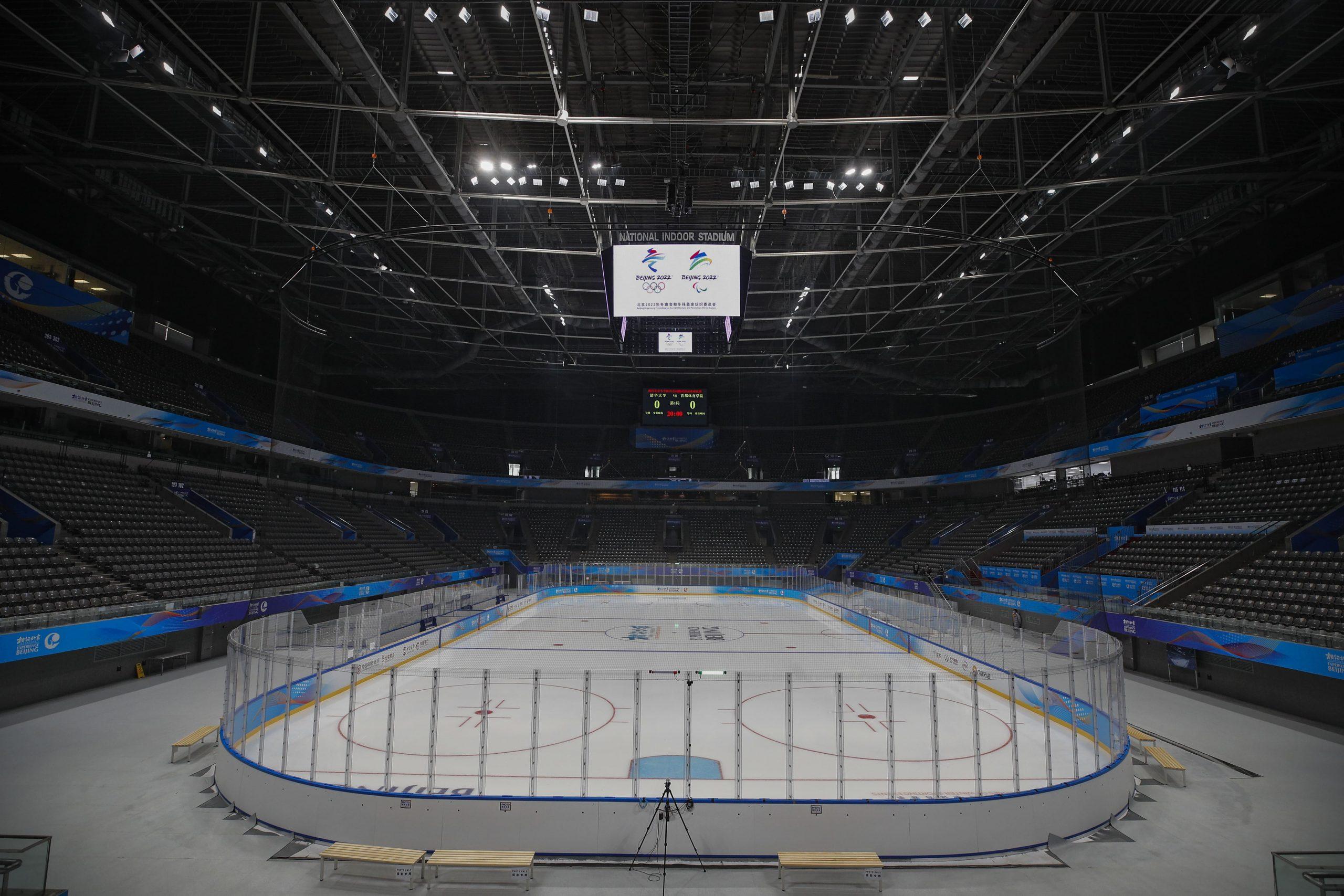 Ķīnas hokeja izlase olimpiskajās spēlēs – kļūda un briestošās sagrāves